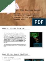 Ingress Agent Field Guide