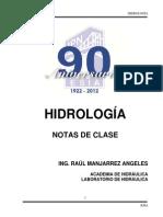 Unidad 1 Hidrologia
