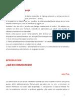 Taxonomia de La Comunicacion