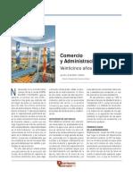 Comercio y Administración Pública
