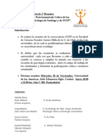 Acta Convocatoria OCEP 2 de Nov 2009