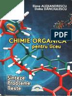 Chimie Organica Pentru Liceu - Elena Alexandrescu