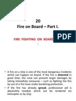Fire Onboard