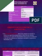 PRESENTACION METODOS NUMERICOS