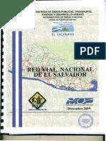 Moptvdu Red Vial de El Salvador 2009