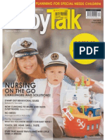 To eat or not to eat - BabyTalk Apr 2014