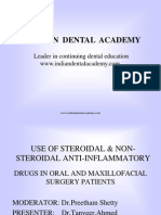 Nsaid Tanveer-Final (NXPowerLite) / orthodontic courses by Indian dental academy