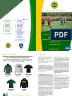 VUWAFC Programme 2014-4