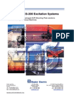 excitation systems