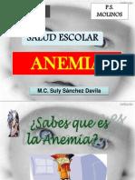 Anemia Pediatric A