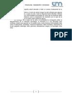 La Presente Monografía Estará Abocada a Tratar Un Avance Fundamental de La Medicina en El Siglo XX