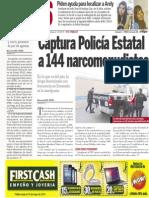Policiaca 16 de mayo 2014