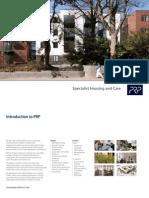Prp Specialist housing Brochure 2013