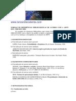 (2) Abnt 2000 - Normas Abnt Nbr 6023 2000 Para Referencias Bibliograficas