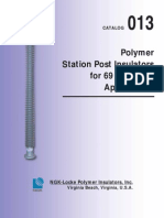 NGK Locke Poly Station Post
