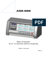 AGS-688 manual