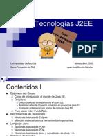 Curso Java y Tecnologc3adas J2EE