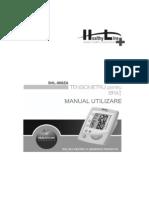 Manual SHL868ZA