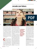 Niños Un Mercado Con Futuro