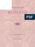 Romans - Dr. Martyn-Lloyd Jones