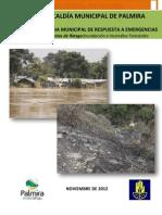 Estrategia Municipal de Respuesta a Emergencias