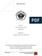 1. Refleksi Kasus Asusila (Arif Yudho Prabowo-0918011031)