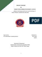 Project Report4th Semester