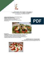 Le Insalate ci nutrono  solo se ci sono  Calorie e Nutrienti Indicati. www.menutrix.it
