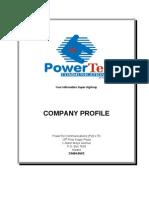 Powertel Profile 007