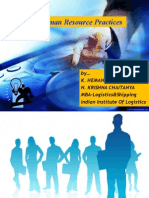 Innovative Human Resource Practices by HEMANTH
