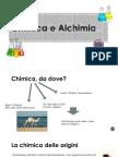 Chimica e Alchimia