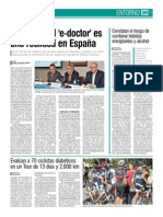 Diario Medico - Estudio SEMG-iDoctus