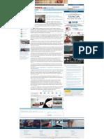 Artículo Europa Press - Estudio SEMG-iDoctus