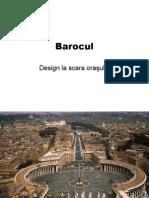 Baroc si Arhitectura Urbana