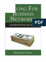 Billing for Business Networks - Sample Chapters (from the ebook)