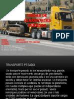 Grupo 4 Transporte de Equipo Pesado (Cama Baja - Cama Alta)