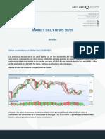Anális de Mercado 16.05.2014