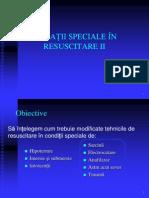 Toteanu_Cristina Situatii Speciale in Resuscitare II