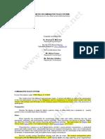 Comparative Polce System Summary