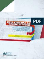 Guía Federal de Convivencia Democrática (1/2)