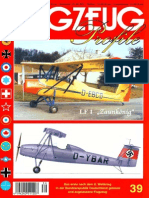 "(Flugzeug Profile No.39) LF 1 ""Zaunkönig"""