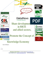 15th May,2014 Daily Global Rice E-Newsletter by Riceplus Magazine