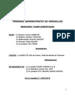 20140515 Mémoire Compémentaire TA