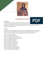 Acatistul Sfintei Parascheva