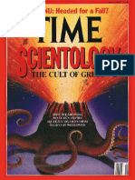 Time Magazine - Cult of Greed