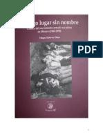 Amargo Lugar Sin Nombre_Version CEDEMA