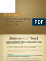 groundup design doc ppt