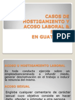 Acoso Laboral y Sexual Scr