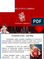 Toteanu_Cristina Transplantul Cardiac