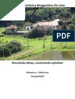 Revista Eletrônica Bragantina On Line - Maio/2014